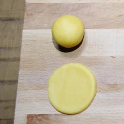 Mango marcipan